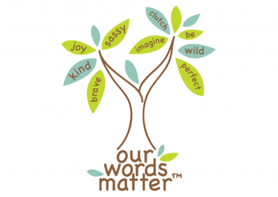 Our Words Matter Logo