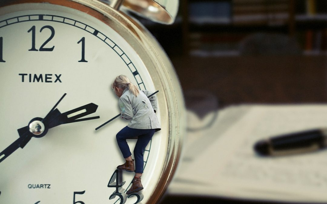 Using time management techniques to create a better business