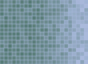 blue green squares background